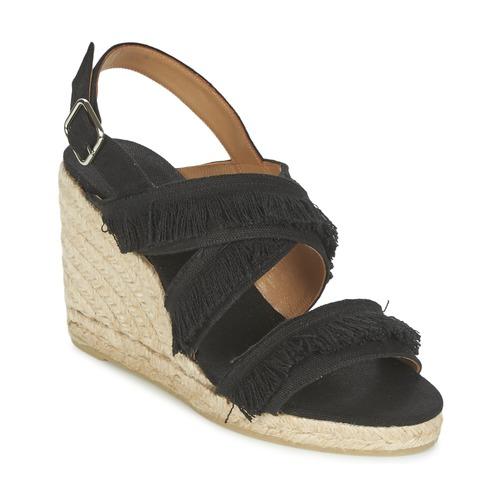 Sapatos Mulher Sandálias Castaner BEGGA Preto