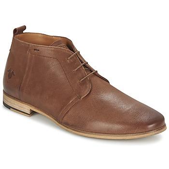 Sapatos Homem Botas baixas Kost ZEPI 47 Conhaque