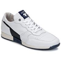 Sapatos Homem Sapatilhas Kost HOOPER Branco / Marinho