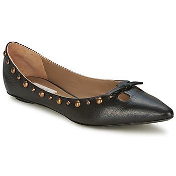 Sapatos Mulher Sabrinas Marc Jacobs Capra Preto
