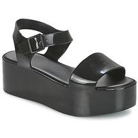 Sapatos Mulher Sandálias Melissa MAR Preto