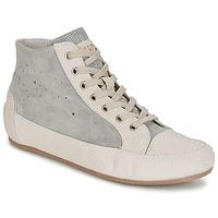 Sapatos Mulher Sapatilhas de cano-alto Tosca Blu CITRINO Cinza
