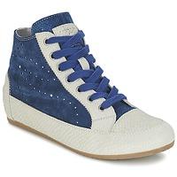 Sapatos Mulher Sapatilhas de cano-alto Tosca Blu CITRINO Marinho