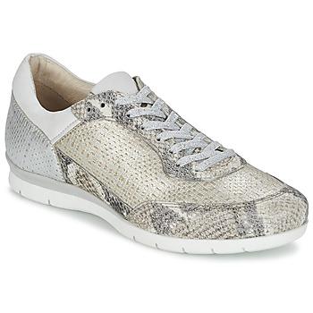 Sapatos Mulher Sapatilhas Mjus FORCE Serpente / Prateado
