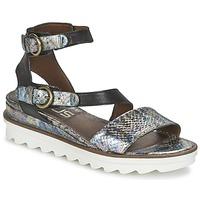 Sapatos Mulher Sandálias Mjus MIAMI Preto