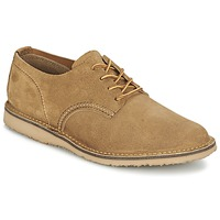 Sapatos Homem Sapatos Red Wing OXFORD Bege