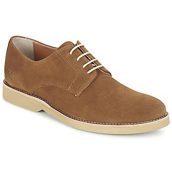 Sapatos Homem Sapatos Hackett PATERSON Castanho