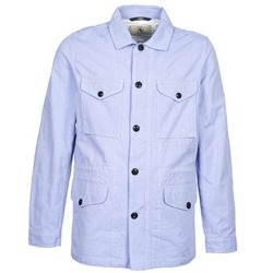 Textil Homem Casacos Aigle STONEFISH Azul