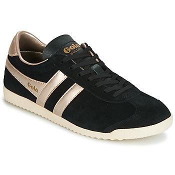 Sapatos Mulher Sapatilhas Gola SPIRIT GLITTER Preto