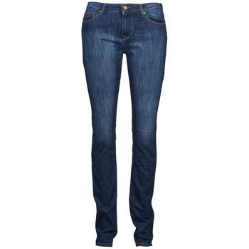 Textil Mulher Calças Jeans Acquaverde NEW GRETTA Azul