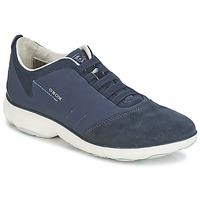 Sapatos Mulher Sapatilhas Geox NEBULA C Marinho