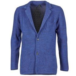 Textil Homem Casacos/Blazers Benetton BLIZINE Marinho