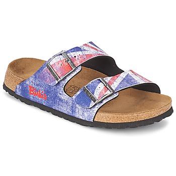Sapatos Homem Chinelos Birki's SANTIAGO Bandeira / União