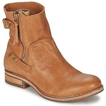 Sapatos Mulher Botas baixas Koah DUSTIN Camel