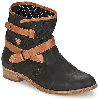 Sapatos Mulher Botas baixas Koah FRIDA Preto