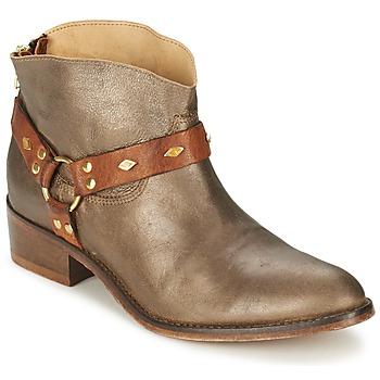 Sapatos Mulher Botas baixas Koah ANYA Bronze