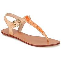 Sapatos Mulher Sandálias Koah MARTINAH Cru / Laranja