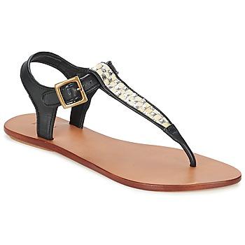 Sapatos Mulher Sandálias Koah MELL Preto / Prateado