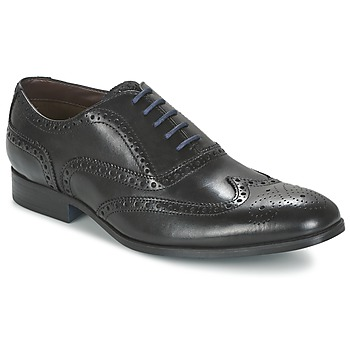 Sapatos Homem Richelieu Clarks BANFIELD LIMIT Preto