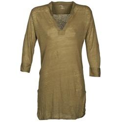 Textil Mulher Túnicas Majestic 530 Cáqui