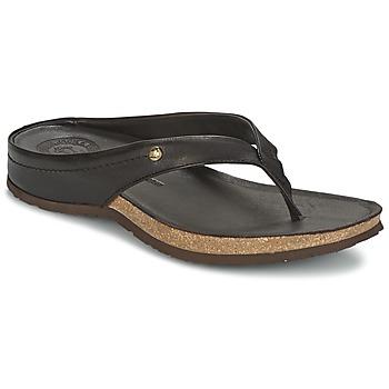 Sapatos Homem Chinelos Panama Jack ARTURO Preto