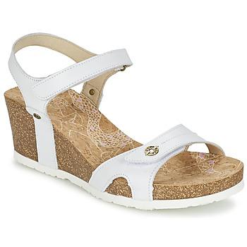 Sapatos Mulher Sandálias Panama Jack JULIA Branco