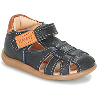 Sapatos Criança Sandálias Kavat RULLSAND Marinho