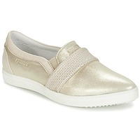 Sapatos Mulher Slip on Daniel Hechter ONDRAL Ouro
