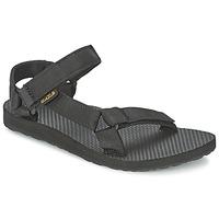 Sapatos Mulher Sandálias Teva ORIGINAL UNIVERSAL Preto