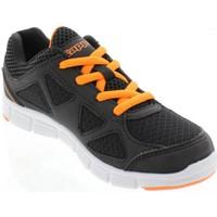 Sapatos Rapaz Sapatilhas Kappa 3026E00 UMBERTE Negro