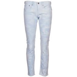 Textil Mulher Calças Roxy SUNTRIPPERS TIE-DYE Azul