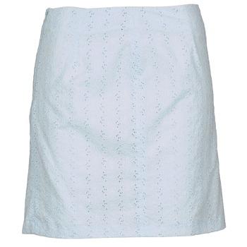 Textil Mulher Saias La City JUPEGUI Azul
