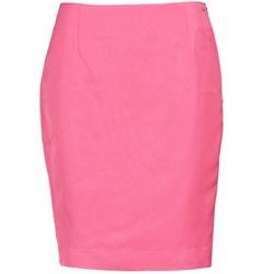 Textil Mulher Saias La City JUPE2D6 Rosa