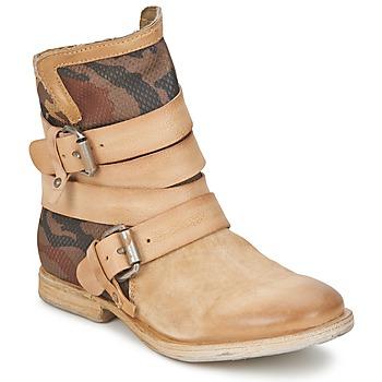 Sapatos Mulher Botas baixas Airstep / A.S.98 TRIP METAL Cru