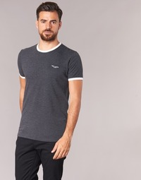 Textil Homem T-Shirt mangas curtas Teddy Smith THE-TEE Antracite