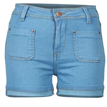 Textil Mulher Shorts / Bermudas School Rag SUN Azul