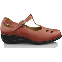 Sapatos Mulher Escarpim Calzamedi MERCEDITA MUJER MARRON