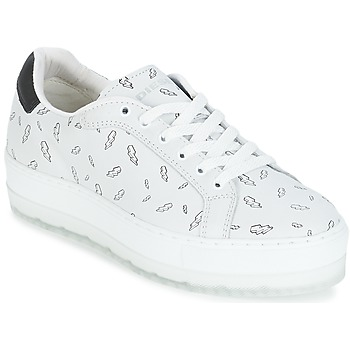 Sapatos Mulher Sapatilhas Diesel S-ANDYES  WOMAN Branco