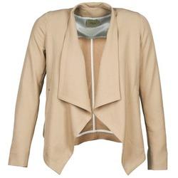 Textil Mulher Casacos/Blazers Lola VESTIGE Bege