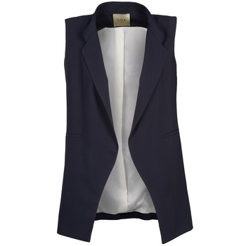 Textil Mulher Casacos/Blazers Lola VONIG Marinho
