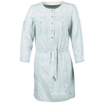 Textil Mulher Vestidos curtos Aigle MILITANY Azul