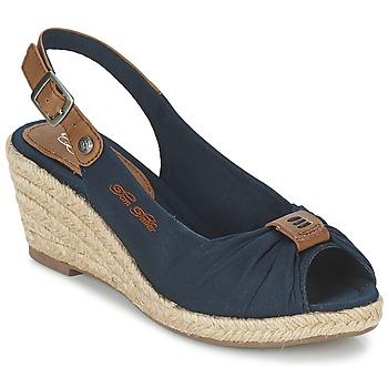 Sapatos Mulher Sandálias Tom Tailor FARALO Marinho