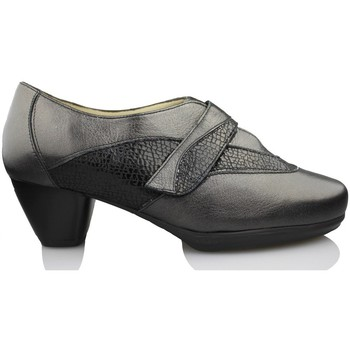 Sapatos Mulher Escarpim Drucker Calzapedic ZAPATO TACON MUJER COMODO NEGRO