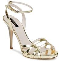 Sapatos Mulher Sandálias Escada AS683 Ouro