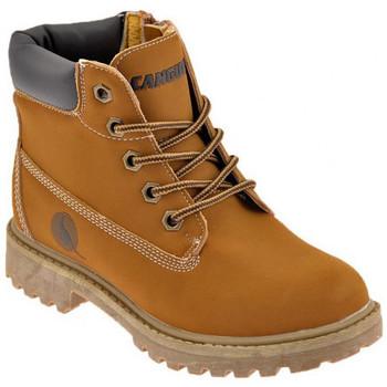 Sapatos Rapaz Botas baixas Canguro  Bege