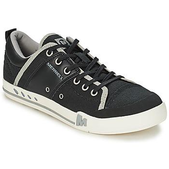 Sapatos Homem Sapatilhas Merrell RANT Preto