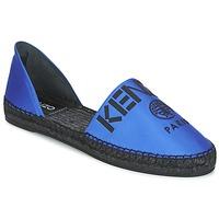 Sapatos Mulher Alpargatas Kenzo D'ORSAY Azul