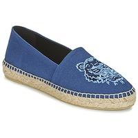 Sapatos Mulher Alpargatas Kenzo TIGER HEAD Azul