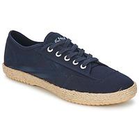 Sapatos Sapatilhas Feiyue FELO PLAIN Azul / Branco