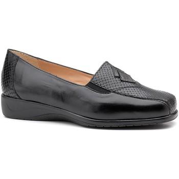 Sapatos Mulher Mocassins Drucker Calzapedic SERPIENTE ATLANTICO AZUL